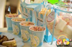 pahare-botez-de-hartie-candy-bar-botez Bar, Cereal, Candy, Breakfast, Food, Sweet, Toffee, Sweets, Candles