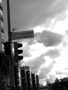 Matkojeni blogi: Sahaajakatu, Herttoniemi, Roihuvuori