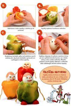 Receptíky pre malých kuchárov- Hravá kuchárka pre deti