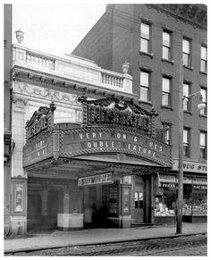 Meserole Theater - Greenpoint, Brooklyn