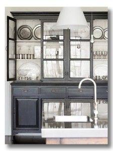 dining room storage idea