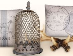 I pinned this from the Scandinavian Elements - Country Chic Pillows & Accents event at Joss and Main!