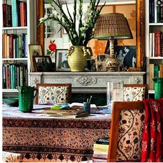 Carolina Irving's new apartment in Paris. In the genius new issue of @cabanamagazine ! It's simply THE best mag out there today. And I cannot tell you how blessed I feel to have spent the past few years in the company of @irvingandfine @carolinairving @carolinairvingtextiles @millyltd @miguelfloresvianna @obertogili . They're the chicest people in the world & they've taught me what REAL style means... No shit. #Lisafine #therealdealdaddy