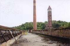 Peters Cartridge Co. -- Roof and Tower