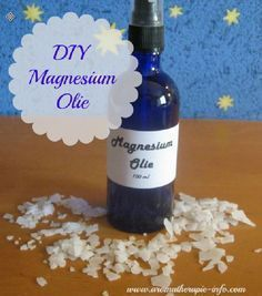 Magnesium olie is een makkelijke en effectieve manier om snel voldoende magnesium in je lichaam op te nemen.
