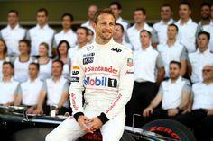 Jenson Button Photos: F1 Grand Prix of Abu Dhabi: Previews