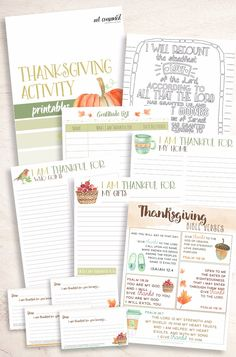 Are you looking for ways to help your children be filled with gratitude (instead of the materialism of the season)? This FREE printable pack will help you do just that.