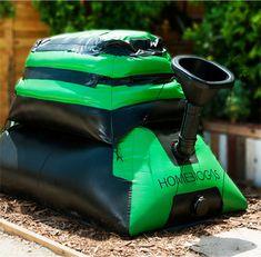 How the HomeBiogas System Works   Homebiogas