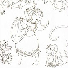 Cahier de coloriage Cap Canaille Rose Autour du monde - 80 pages - Photo n°6