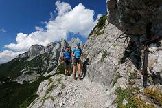 Wandern in Schladming Dachstein