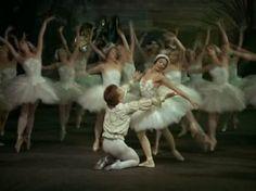 Margot Fonteyn & Rudolf Nureyev  Swan Lake
