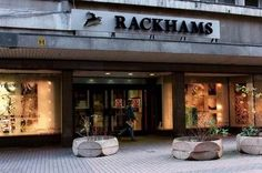Rackhams, Birmingham England. Was a treat going here