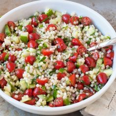 Try this delicious salad as the perfect side to any summer meal.