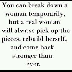 Strong Women!!