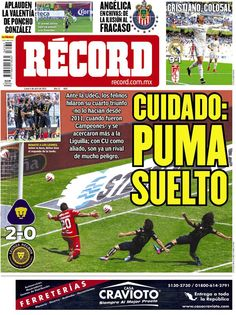 México - RÉCORD 6 de abril del 2015