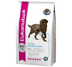 Eukanuba Dog Food Daily Care Sensitive Joints 12.5 Kg. Buy Online Eukanuba Dog Food http://www.dogspot.in/eukanuba-57/