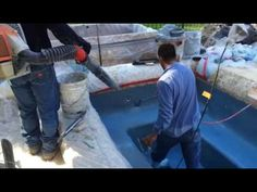 MMG Blue Surf Pebble Sheen Application 092116
