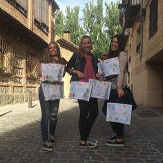 """@marina_fernandez en Instagram: """"Visita obligada y siempre un placer! #oliviasoaps #segovia"""""""