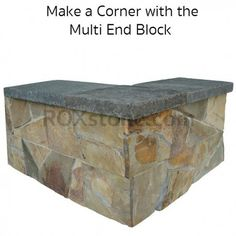 Deco Block Retaining Wall System Form Work Block For