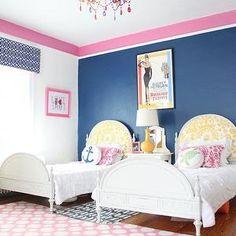 pop color inside the tres ceiling