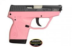 Taurus 1-738039BSSP 738 TCP Pistol .380 Auto 2.84in 6rd Stainless Pink for sale at Tombstone Tactical.