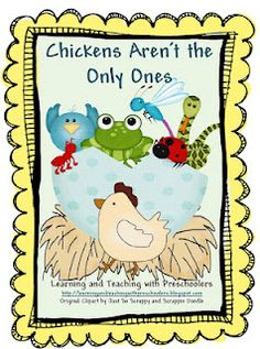 Chickens Aren't the Only Ones Lesson Plan