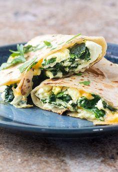 Protein Breakfasts: Healthy Breakfast Quesadilla Recipe