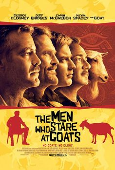 Movie Review of The Men Who Stare at Goats (2009)