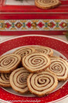 Zimtschnecken Kekse mit Frischkäse | Raffinierte Plätzchenrezepte