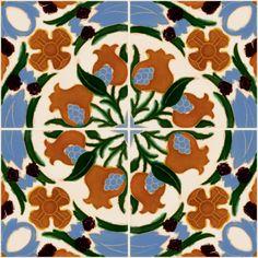 O Ocidente (MP6908)   GLU by Viúva Lamego  www.glu.pt  Adhesive Fabrics   Home Decor Ideas   DIY   Wall Decoration   Patterns   Interiors   Tile   Azulejo   Algarve