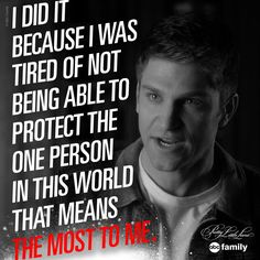 #Spoby is back!   Pretty Little Liars Quotes