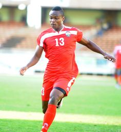 Harambee Stars Clifton Miheso   by shengol