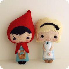 So cute! I wish I could sew!