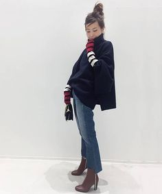 L'Appartement(アパルトモン)のコーディネートスナップ in 2020 Work Fashion, Fashion Outfits, Womens Fashion, Tuxedo Jacket, Contemporary Fashion, Winter Wear, New Look, Winter Outfits, Autumn Fashion
