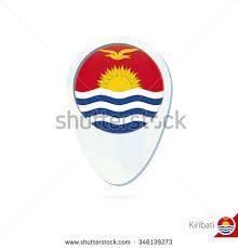 Kiribati Flag, Flag Vector