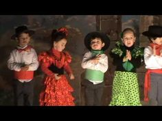 Festival Navidad Infantil (4 años) - YouTube