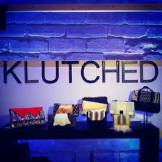Big props to our very own homegrown bag brand @klutchedbags at #tranoifemme #tranoi #ss14 #pfw #fashionweek