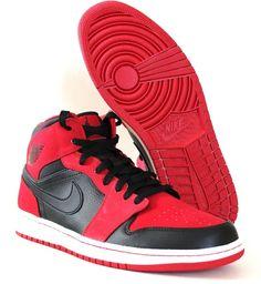 nike air max 1995 authentique - Nike Men's Air Jordan 1 Mid Basketball Shoes 554724 423 Blue ...