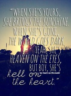 Hell on the Heart - Eric Church x