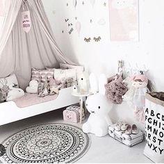 Dream roomsPicture @mykindoflike ⭐️#kidsbedroom#nordicstyle#princessroom#love#kidsroom#decokids