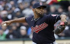 Danny Salazar lanzó pelota de dos hits hasta el sexto inning y los Indios de Cleveland doblegaron el viernes 7-1 a los Medias Blancas