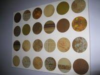 Mod Podge Wall Art