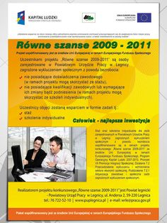 Design poster PUP LEGNICA 2009.