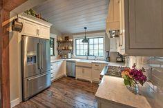 Stunning kitchen in