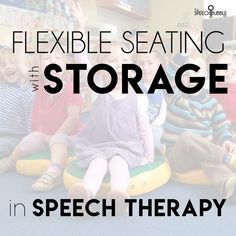 It's that time of year when chaos ensues! Too little time. Too much to do. And suddenly your classroom looks like a tornado came through. Time to take a time out to ORGANIZE. Get those wiggly kids in some flexible seating WITH STORAGE! You won't regret it