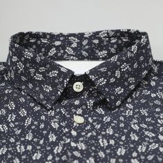Norse Projects Gunnar Cornprint Shirt - Norse Projects