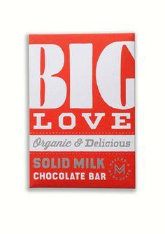 Big Love Chocolate Bar