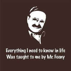 Mr. Feeny - Boy Meets World