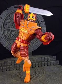 Cosmic Enforcer Carnox (Masters of the Universe) Custom Action Figure