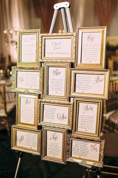 49 Awesome Wedding Ideas with Frame